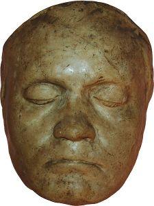 Beethoven mask