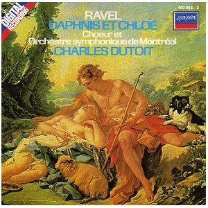 Charles Dutoit/Montreal Symphony Orchestra: Ravel - Dpahnis et Chloe