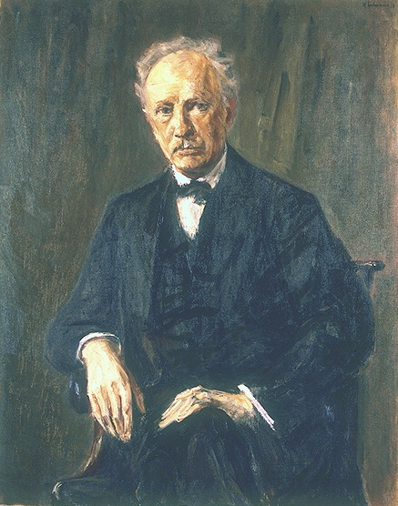 Smooth gentleman of leisure, Richard Strauss